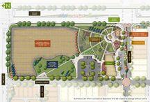 kentsel meydan tasarım