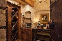 Wine Room - DPC Custom Homes