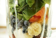 Recipes - Smoothies / by Andrea Spencer