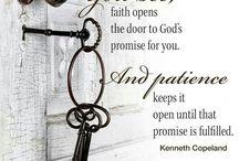 Faith = God = Within = Soul