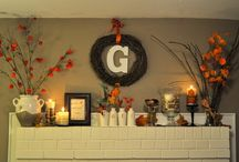 Fabulous Fall / Fabulous things for fall! Crafts, DIY, decor, food, etc. / by Valerie Plowman