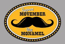 MOVEMBER @ General Paint / Grow a Mo', Save a Bro'! We at General Paint are supporting #Movember this year through raising money through teams of Mo'bros and Mo'sistas and donating 50cents from every gallon of Monamel sold in store! #SUPPORT