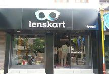 Lenskart store in Kolhapur / Glimpses of the #Lenskart store in #Kolhapur