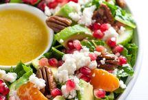 #Salad saner