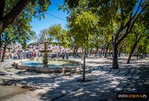 Miradouro de São Pedro de Alcântara / Osoby, które już były w Lizbonie na pewno znają Miradouro de São Pedro de Alcântara, prawda?:)  Jest to jedno z najładniejszych miejsc w okolicach Bairro Alto, punkt widokowy, który zawsze żyje i ma coś do zaoferowania - dobre miejsce, by napić się kawy, podziwiać wschodnią stronę Lizbony, czy usiąść w cieniu drzew. Poznajecie lepiej to miejsce w naszym tekście, który ilustruje duża ilość zdjęć z Lizbony!  Link: http://infolizbona.pl/lizbona-punkt-widokowy-sw-piotra-z-alcantary/
