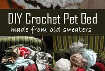 Crochet and Knitting / by Sherri Laffertydecker-Marin
