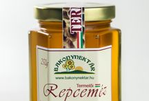 Repceméz / A repceméz a legkevésbé savas méz, így gyomorsav túltengés esetén a legjobb választás ha édesítőszerről van szó.