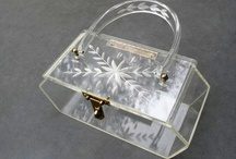 Lucite- Bags and Shoes