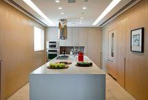 KITCHEN / Kitchen, barbecue area and kitchen utensilies.