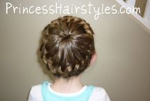 Little Girls Hair / by Danyelle Elmore