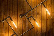 Cafe Restaurant Farmhouse Lights