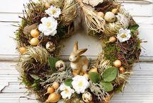 wianki Wielkanoc