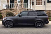 Range Rover Porn