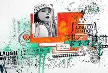 Crafts - Scrapbook - Inspiration / by hinkeltje.com