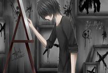 Anime and Manga drawings