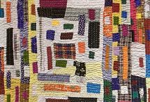 Quilts/sewing / by Elycia Lindsey