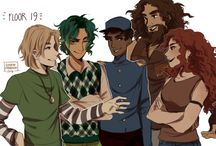 Magnus Chase &co