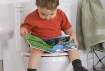 Family: potty training / by Kayla Stewart