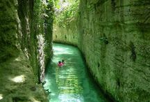 Underground Rivers / the allure and mystery of the underground river...
