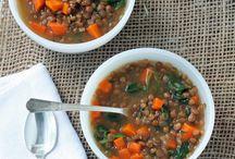 Eat | Soup / Love heals all. Soup heals a whole lot.