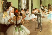 Art - Edgar Degas