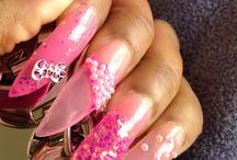 My nails art work & nails polishes! / Self taught nails artist & nails polish junkie!