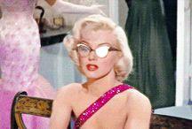 Marilyn Monroe / Marilyn is my mother.