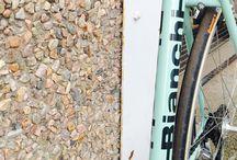 Bicicletta / Renovated bikes