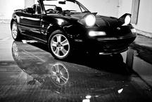 Cars / Cars, mazda, mx5 cabrio's, convertible
