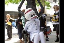 wheelchair Halloween