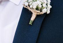 свадьба гипсофила