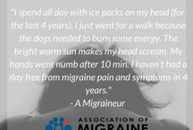 Life of a migraineur