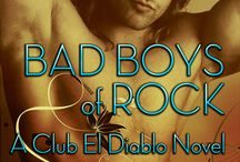 Temporary Dom / Latest book in the Club El Diablo Series and third in Bad Boys of Rock