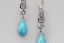 Make A Statement { Earrings }  / Earrings - diamonds, gold, gemstones - grab their attention with these earrings.  / by Hamra Jewelers