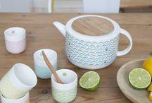 Théières - Teapots