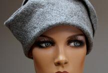 filcowe kapelusze i czapki