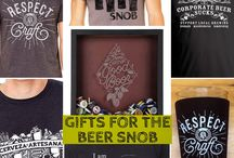 Great Gift Ideas / For every type of beer enthusiast you're shopping for