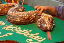 Snake birthday party