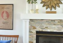 Fireplace makeovers