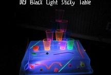 Light Table Activites