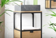 Urban / Bathroom furniture, solid wood and great style!