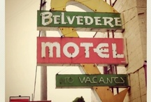 Abandoned: Hotels & Motels & Resorts / Hotel, motels & resorts which have been abandoned. / by Candie Vaughan