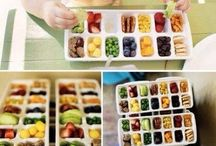 High Calorie Snack Ideas / by Jessica Mercier-Yard