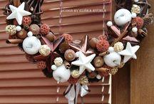 vánoční dekorece