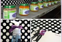 Baby shower games & decor / by Nikki Fernando Cayetano