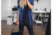 Tøj style