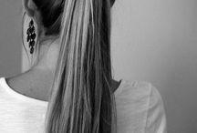 adorable long hair