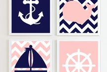 Nautical Baby Favs