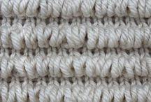 Small stitch patterns