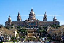 Barcelona and Spain Trip / Yo voy a visitar el pais de Espana, pero no se cuando.  Pienso que en el verano.   Estas son las cosas que quiero ver y hacer.   / by Barbara Bell